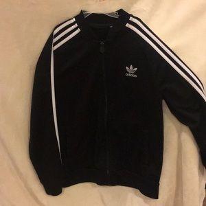 Adidas Full Zip Sweatshirt